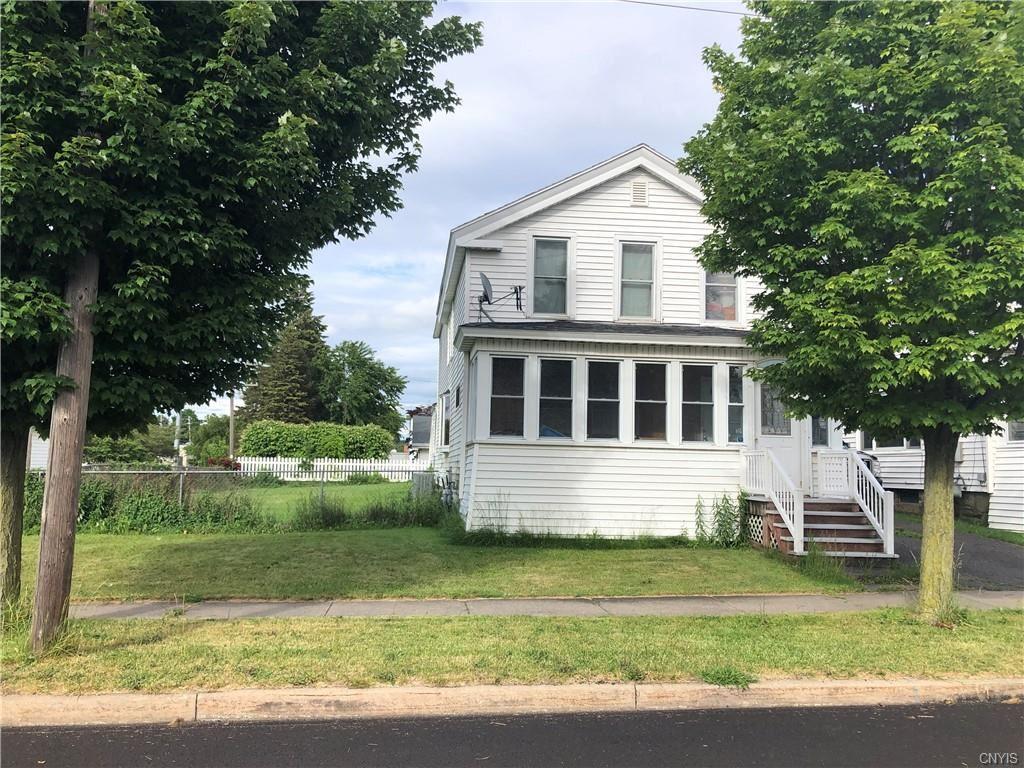 187 W 6th Street, Oswego, NY 13126 - MLS#: S1345905