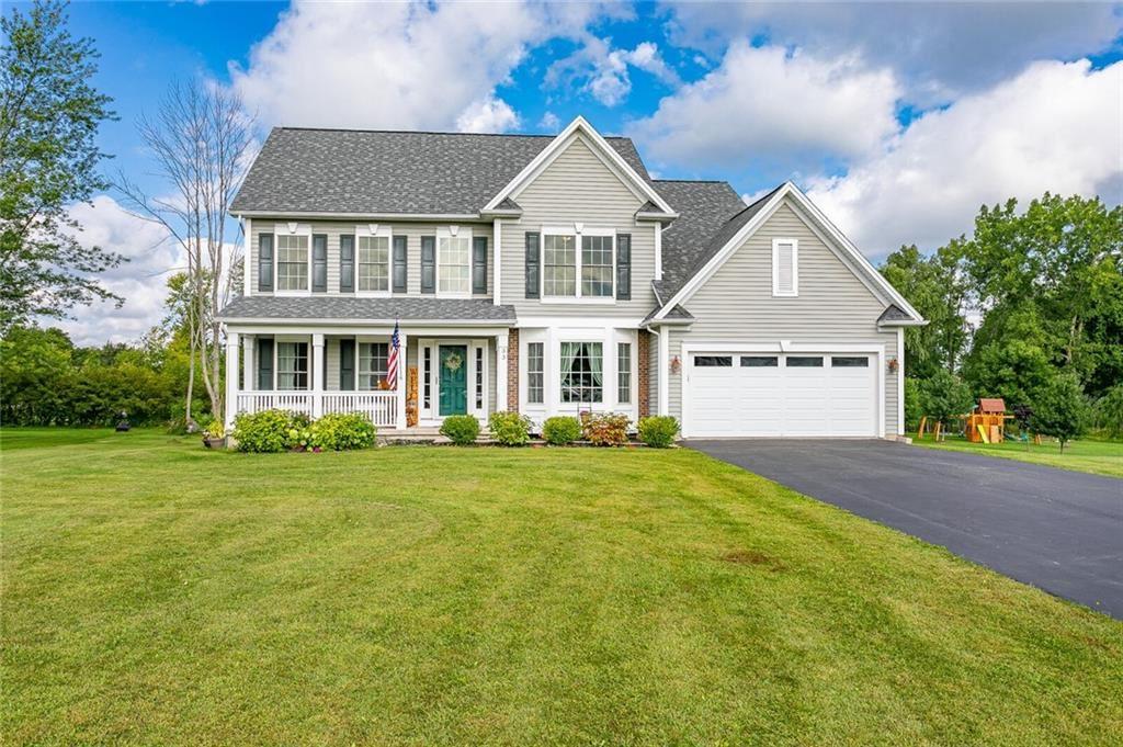 33 Alderbrook Trail, Churchville, NY 14624 - MLS#: R1363906