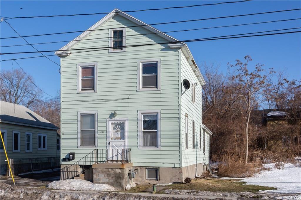 406 Hiawatha Boulevard E, Syracuse, NY 13208 - MLS#: S1320906