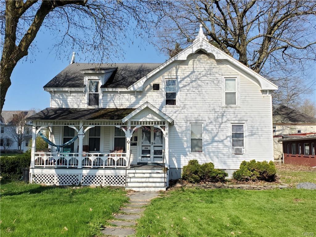 58 N Main Street, Cortland, NY 13045 - MLS#: S1331908