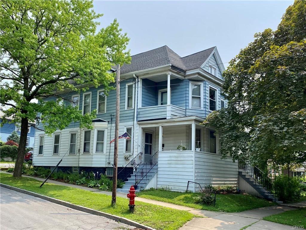 612-14 Highland Street, Syracuse, NY 13203 - MLS#: S1352908