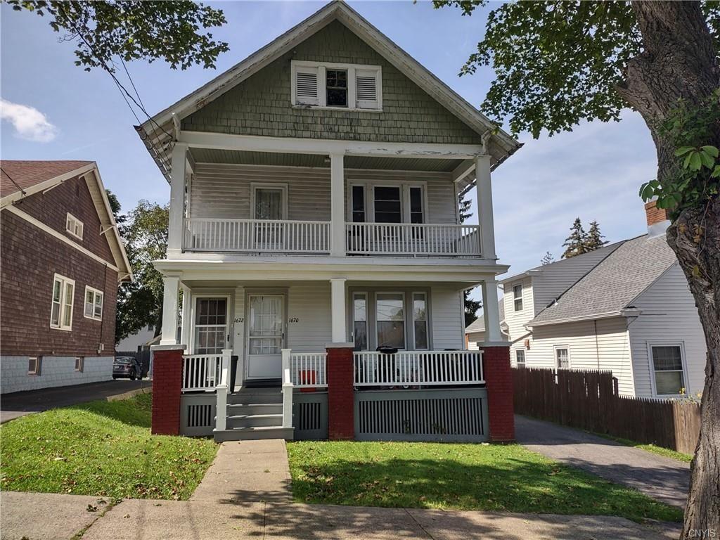 1670 Brinckerhoff Avenue #1672, Utica, NY 13501 - MLS#: S1360909