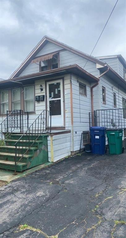 Photo for 151 Hazelwood Avenue, Buffalo, NY 14215 (MLS # B1342912)