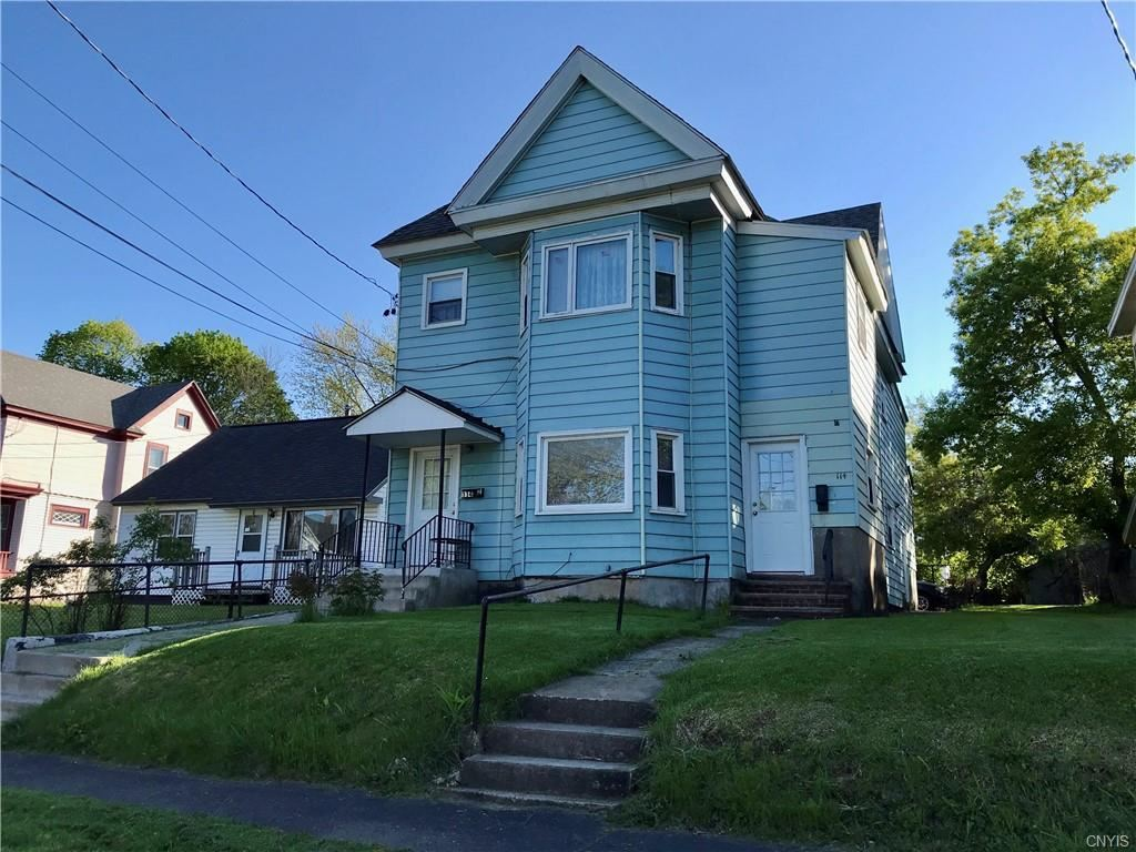 114 Pattison Street, Syracuse, NY 13203 - MLS#: S1336915