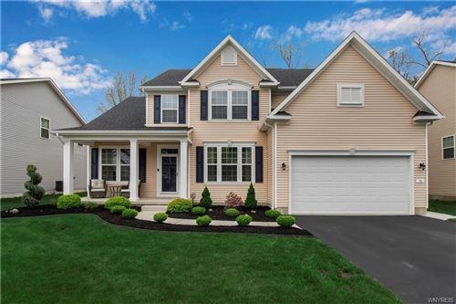 Photo of 70 Stonebridge Drive, East Amherst, NY 14051 (MLS # B1333916)
