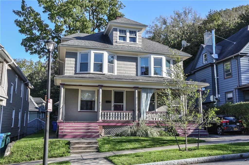 16-18 Rosedale St Street, Rochester, NY 14620 - MLS#: R1373918
