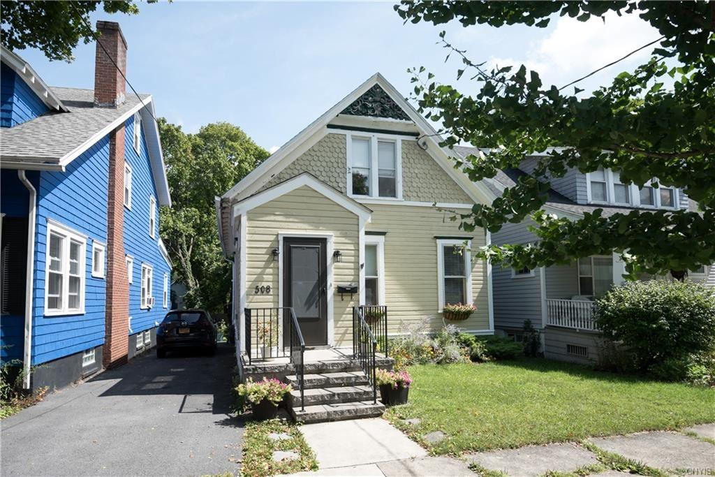 508 Vine Street, Syracuse, NY 13203 - #: S1289921