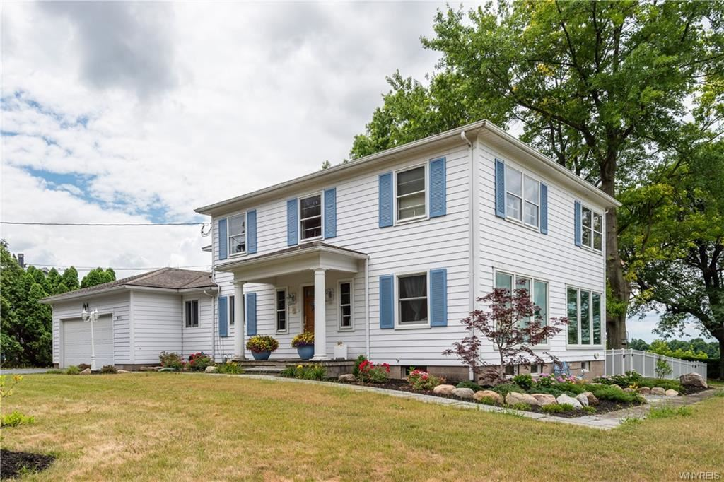 921 Middle Road, Rush, NY 14543 - #: B1278922