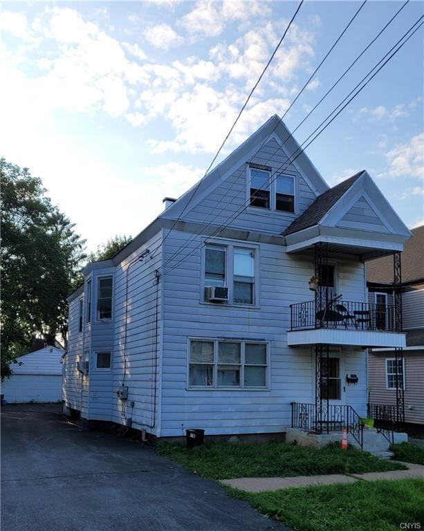 414 Ontario Street, Utica, NY 13501 - MLS#: S1355923