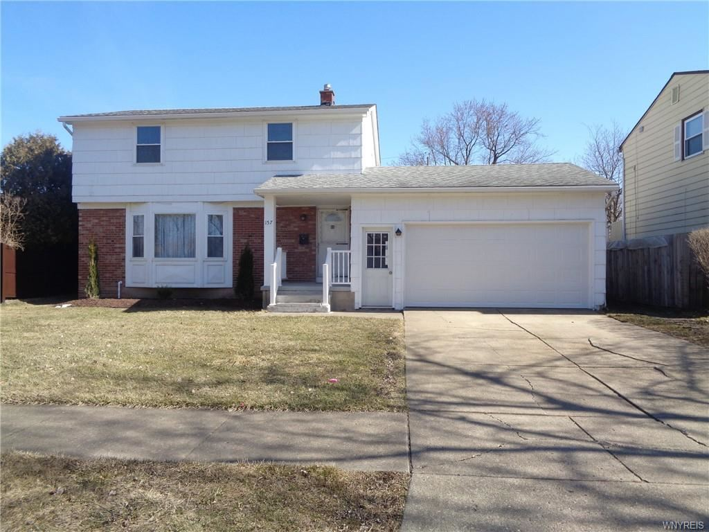 157 Brookside Terrace W E, Tonawanda, NY 14150 - MLS#: B1324924