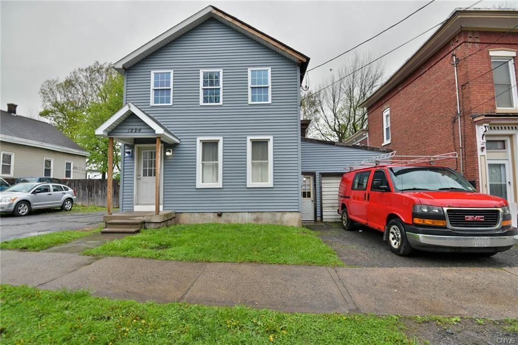 1224 Whitesboro Street, Utica, NY 13502 - MLS#: S1334924