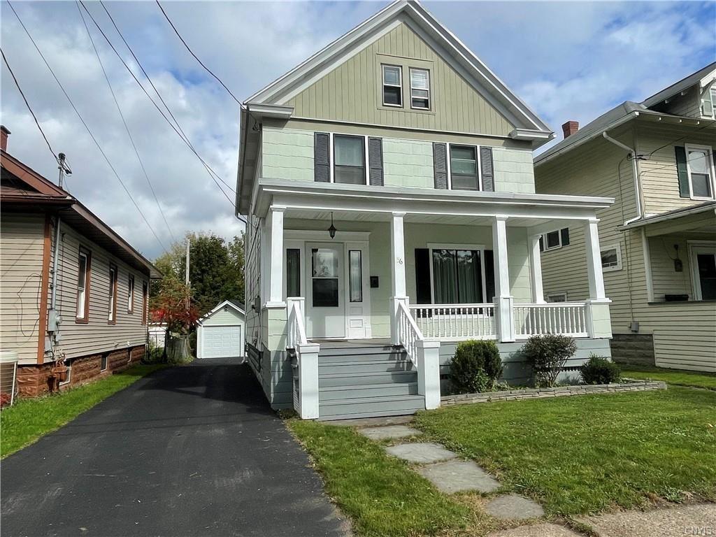56 Whitesboro Street, Yorkville, NY 13495 - MLS#: S1372924