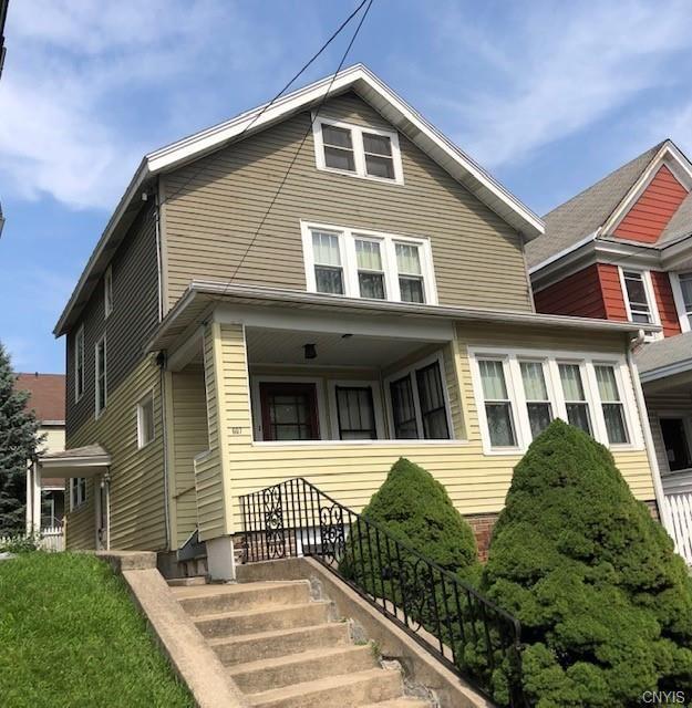 607 Pond Street, Syracuse, NY 13208 - MLS#: S1360925
