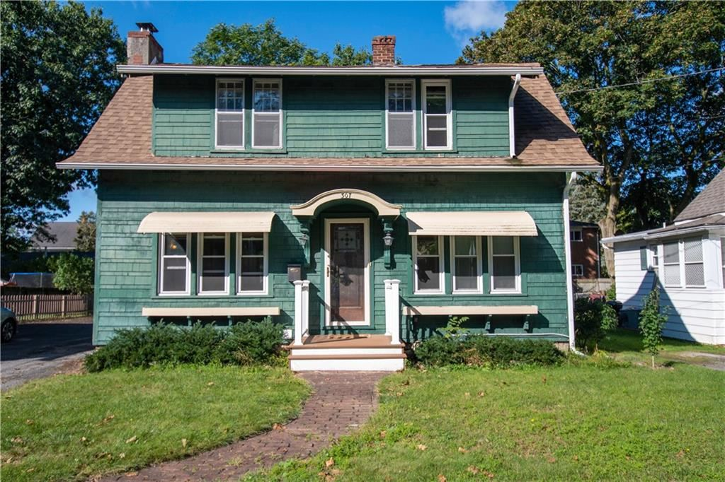 307 Bluff Drive, East Rochester, NY 14445 - MLS#: R1365926