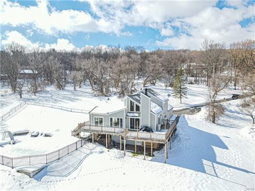 Photo of 2708 Hitchings Road, La Fayette, NY 13084 (MLS # S1320927)