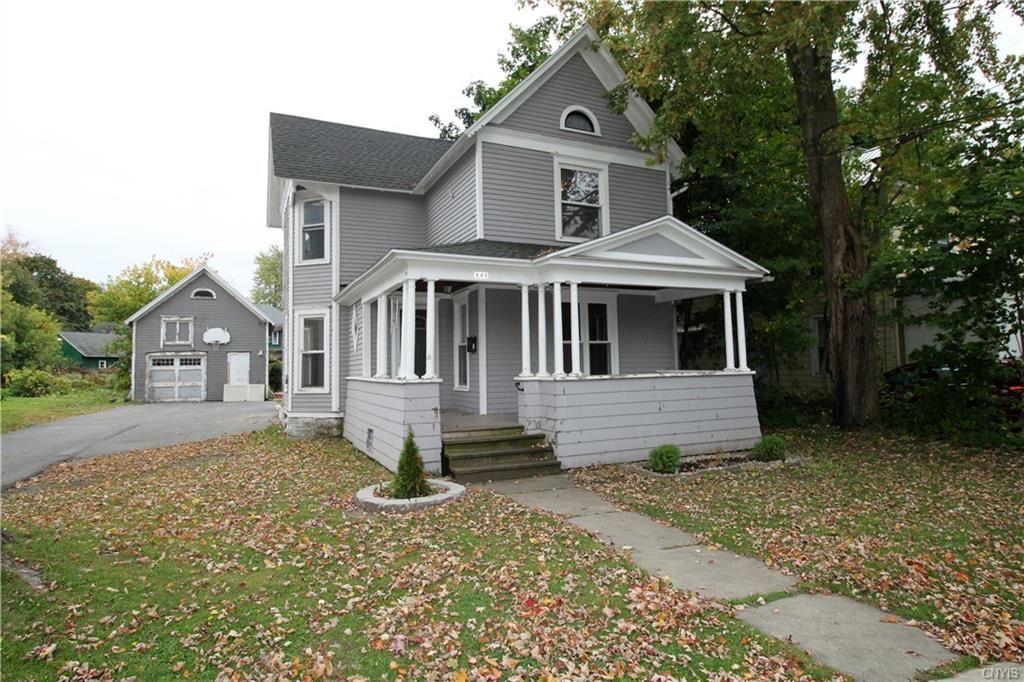 449 S Massey Street, Watertown, NY 13601 - #: S1302929