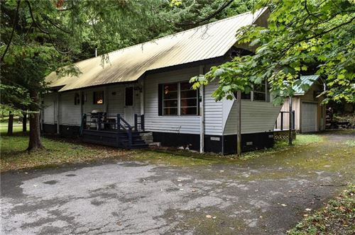 Photo of 236 Moose River Trail, Old Forge, NY 13420 (MLS # S1283933)