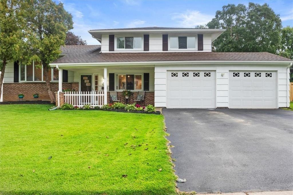 111 Edgebrook Lane, Rochester, NY 14617 - MLS#: R1366938