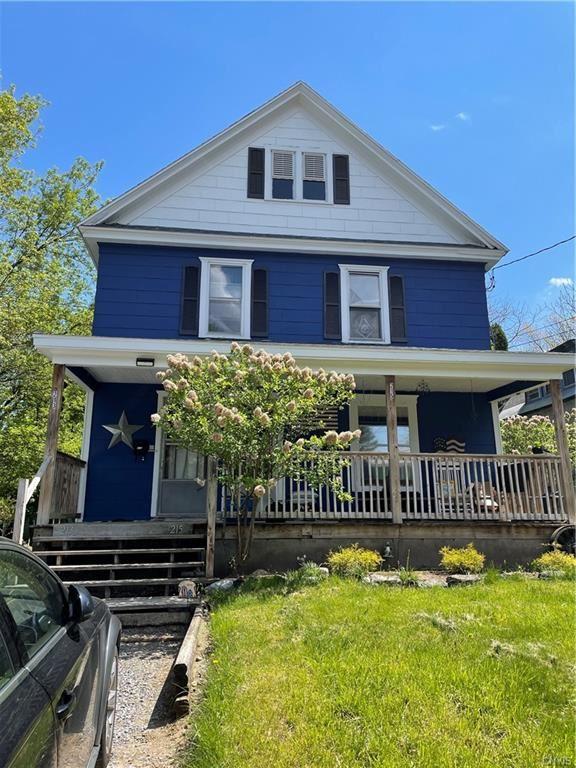 213-215 Fletcher Avenue, Syracuse, NY 13207 - MLS#: S1338940