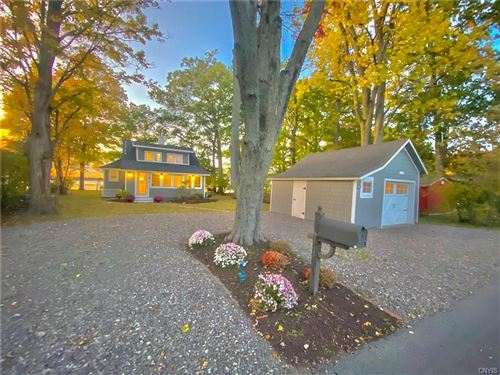 Photo of 145 Burtis Point Road, Owasco, NY 13021 (MLS # S1261941)