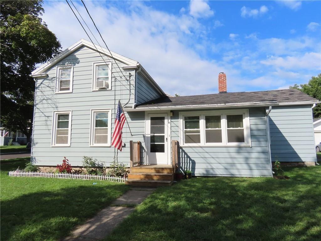 16 Maple Avenue, Shortsville, NY 14548 - #: R1291944