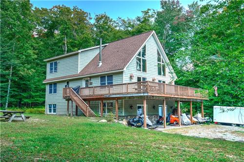 Photo of 125 Fern Hill Lane, Old Forge, NY 13420 (MLS # S1291945)