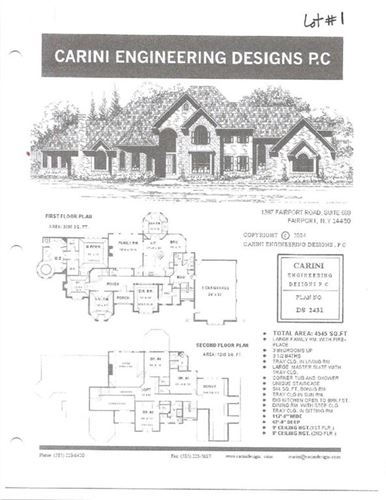 Photo of 6878 Valentown Acres Lot #1, Victor, NY 14564 (MLS # R1319946)