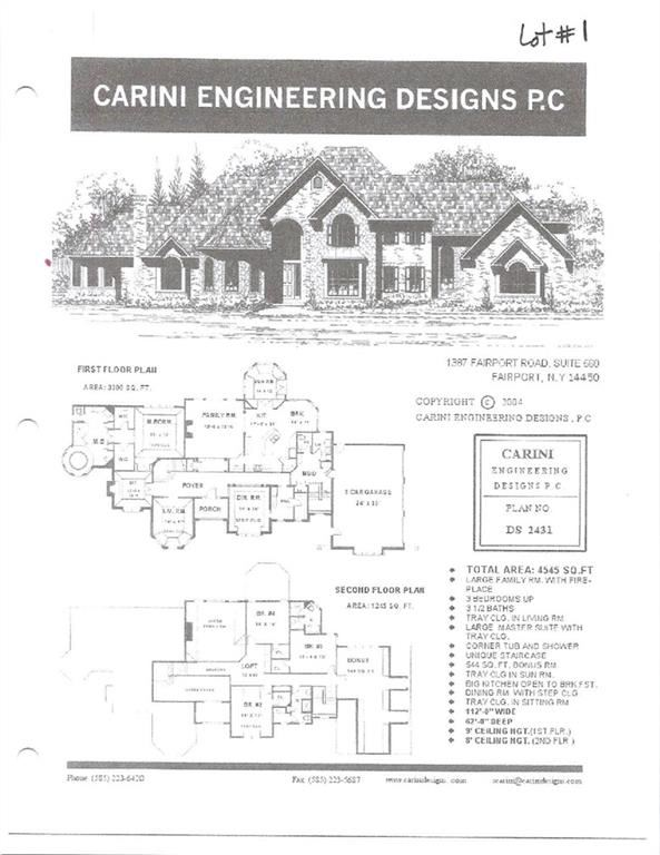 6878 Valentown Acres Lot #1, Victor, NY 14564 - #: R1319946
