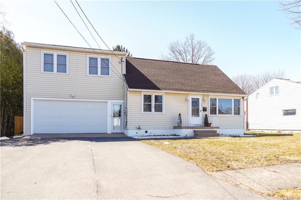 1808 Crouse Street, Utica, NY 13501 - MLS#: S1324948