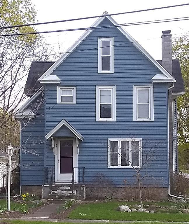 57 Booth Street, Shortsville, NY 14548 - #: R1329950