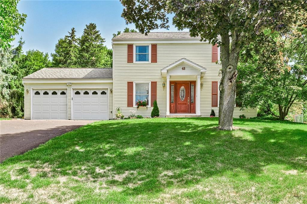 48 Hillcrest Drive, Victor, NY 14564 - #: R1281951