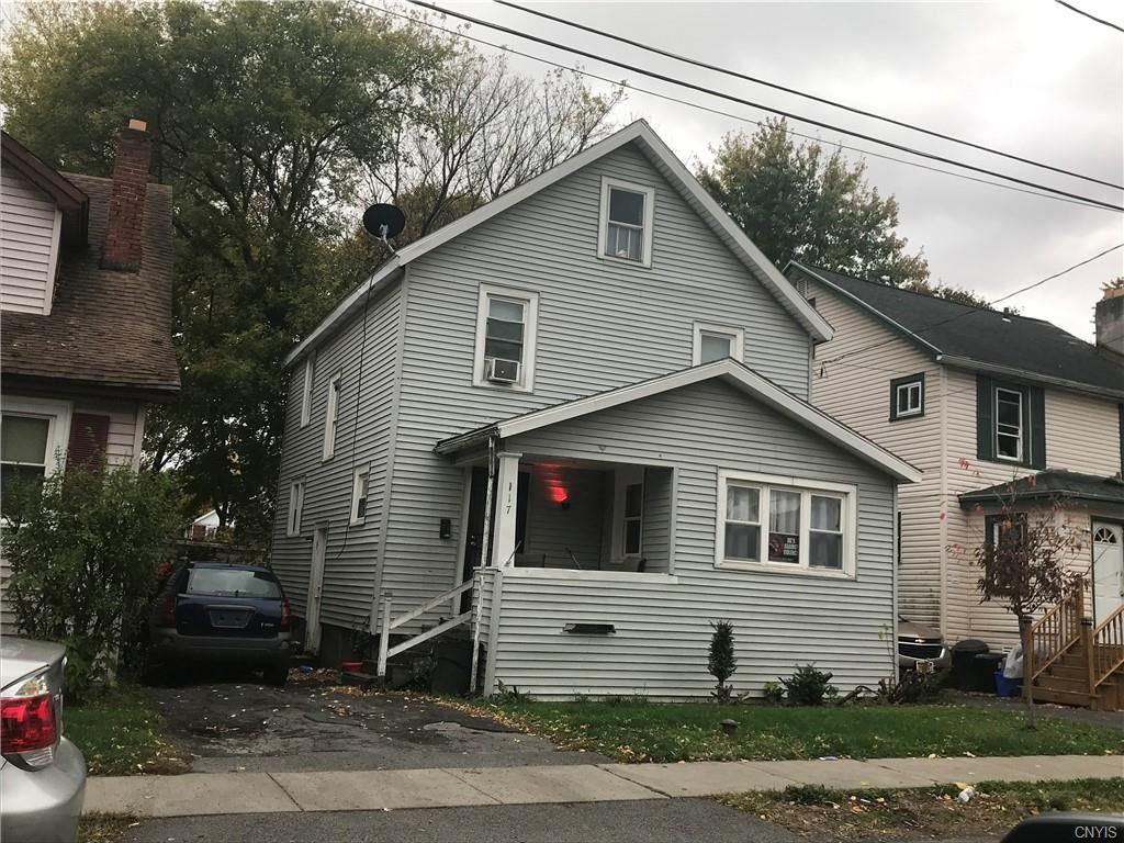 117 Rockland Ave, Syracuse, NY 13207 - MLS#: S1303951