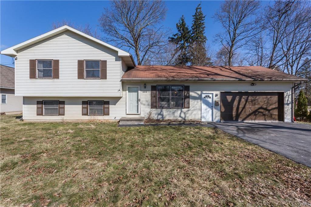 103 Midland Avenue, East Syracuse, NY 13057 - #: S1323953