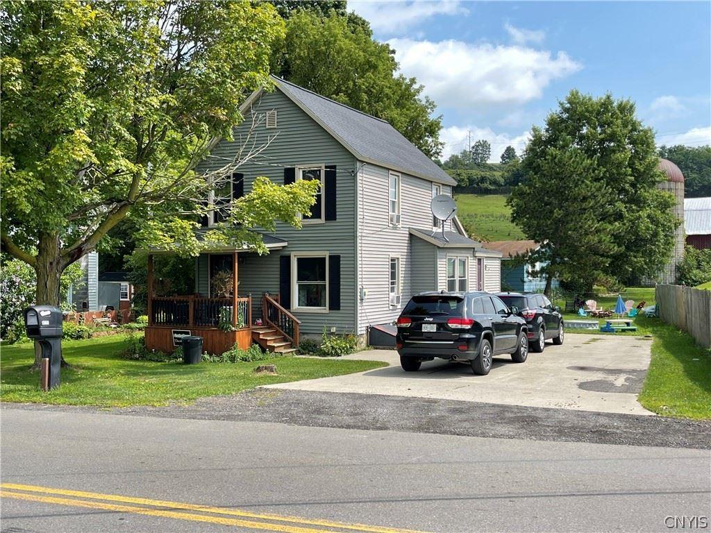 1368 E River Road, Cortland, NY 13045 - MLS#: S1358953