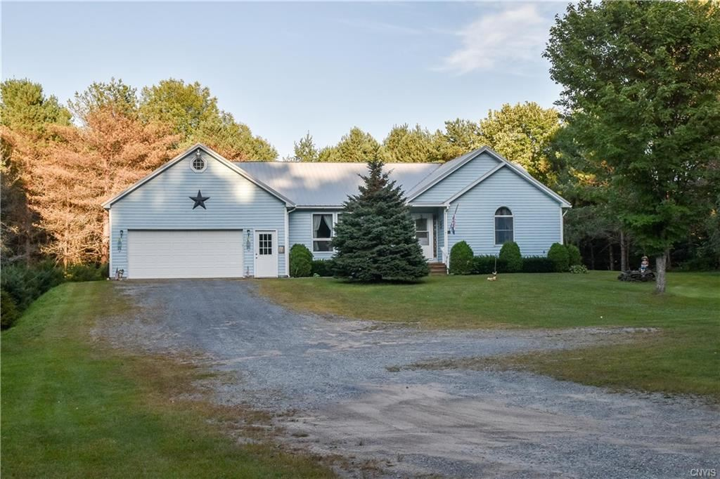 8851 Lachausse Road, Boonville, NY 13309 - MLS#: S1364953