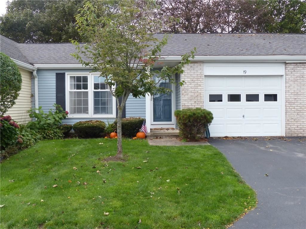 19 Springwood Drive, Webster, NY 14580 - MLS#: R1373956