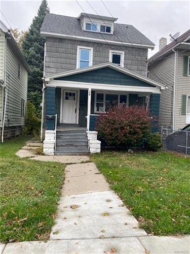 Photo of 104 Pomona Place, Buffalo, NY 14210 (MLS # B1302957)