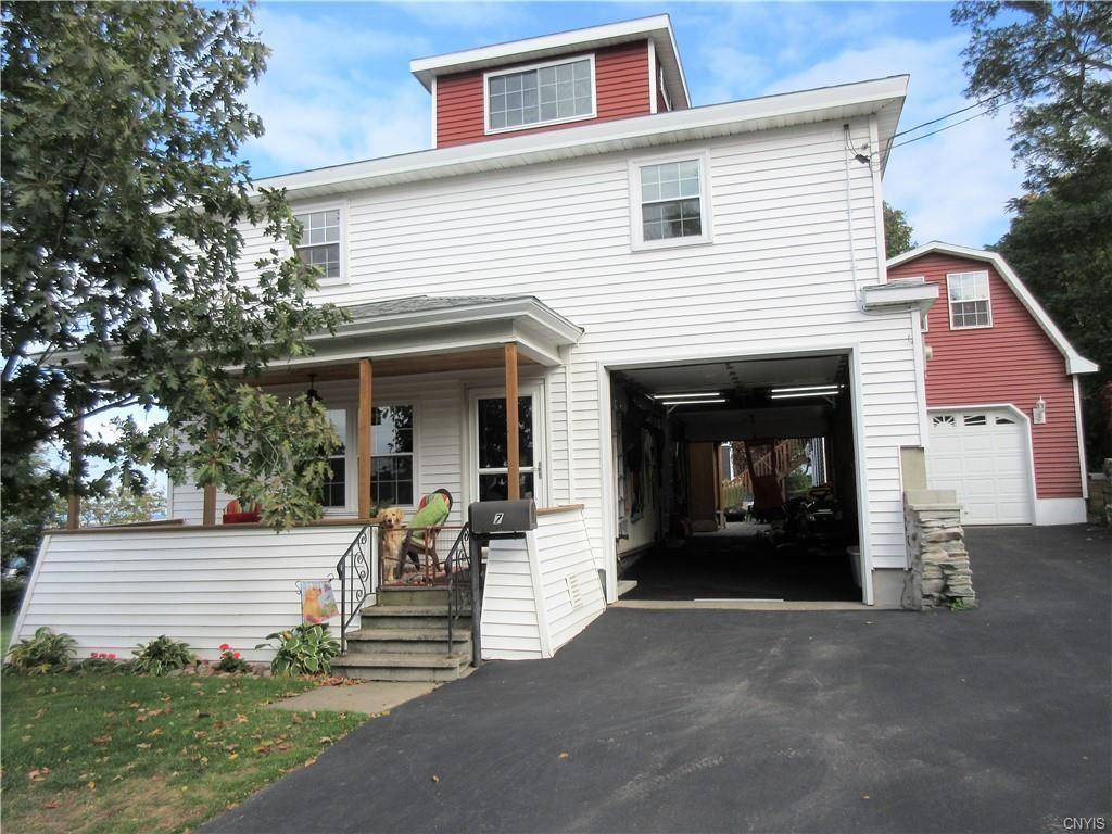 7 W 8th Street, Oswego, NY 13126 - MLS#: S1304964