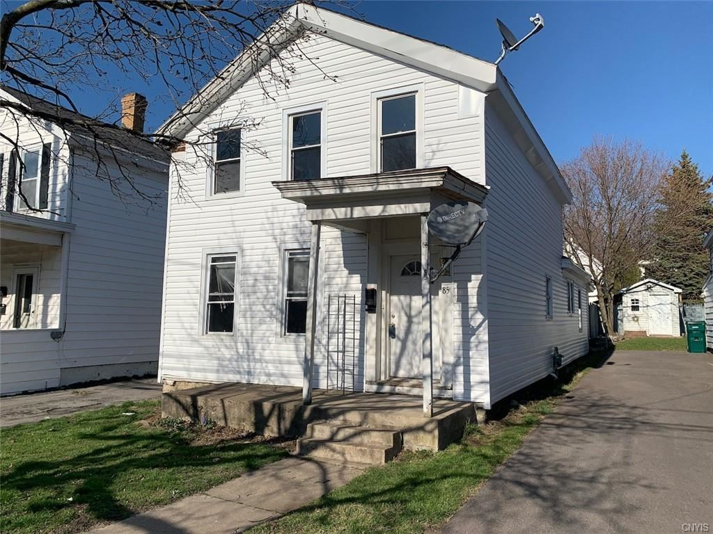 85 E 6th Street, Oswego, NY 13126 - MLS#: S1319965