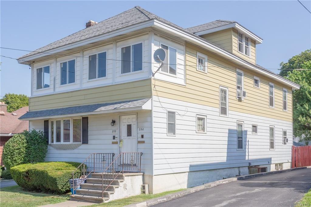 250 Ross Park #52, Syracuse, NY 13208 - #: S1291971