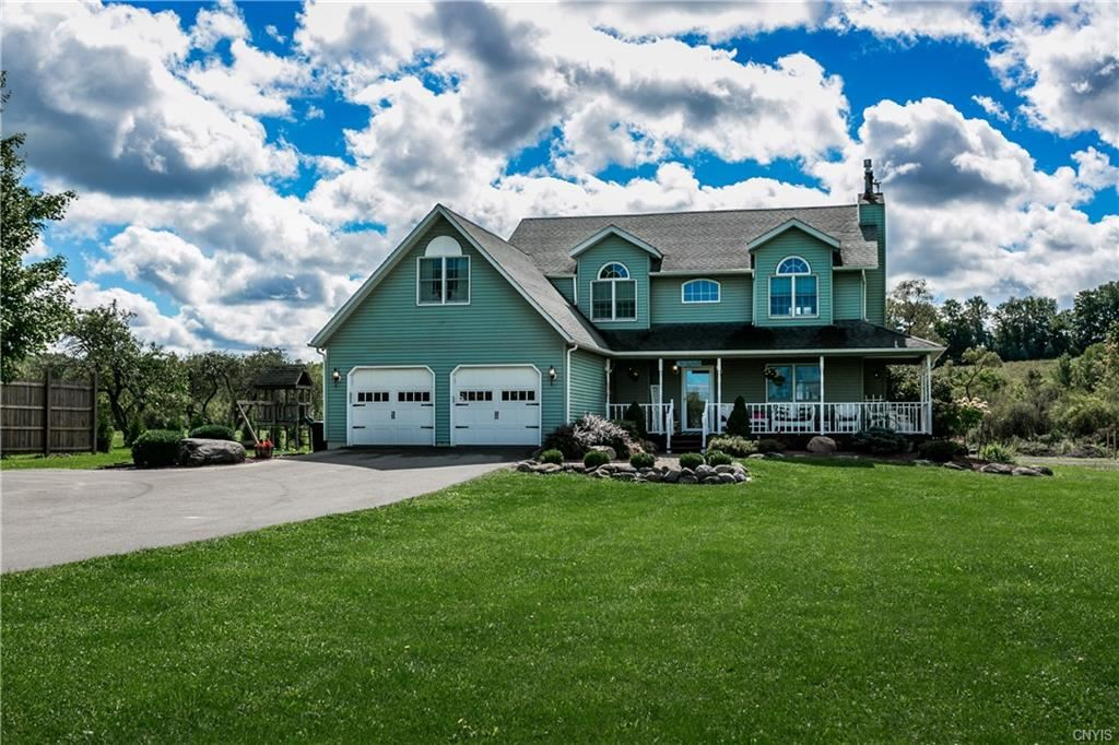 8356 Number 2 Road E, Manlius, NY 13104 - MLS#: S1366975