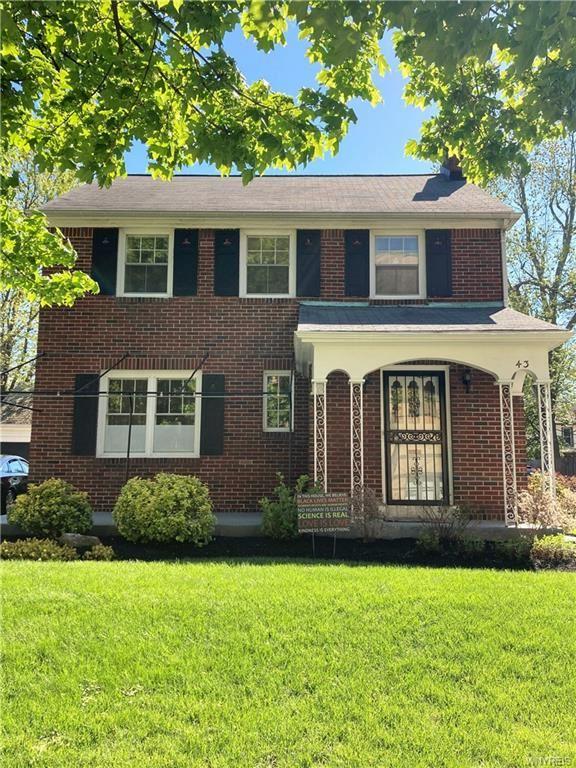 43 Benwood Avenue, Buffalo, NY 14214 - #: B1336977