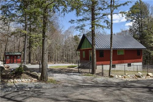 Photo of 145 Indian Road, Old Forge, NY 13420 (MLS # S1332981)
