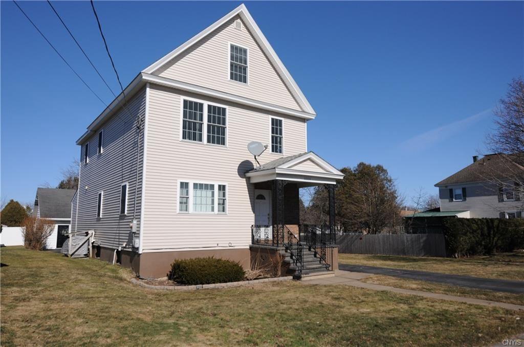 1809 Rutger St Street, Utica, NY 13501 - MLS#: S1323983