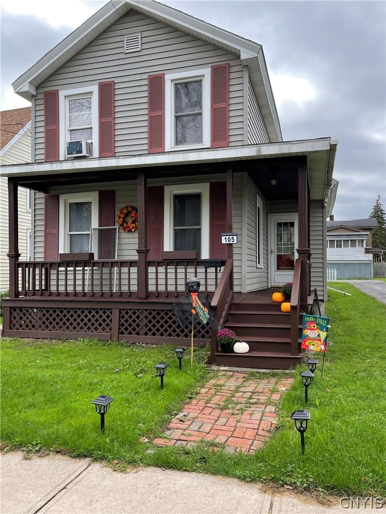 105 Macarthur Place, Canastota, NY 13032 - MLS#: S1365983