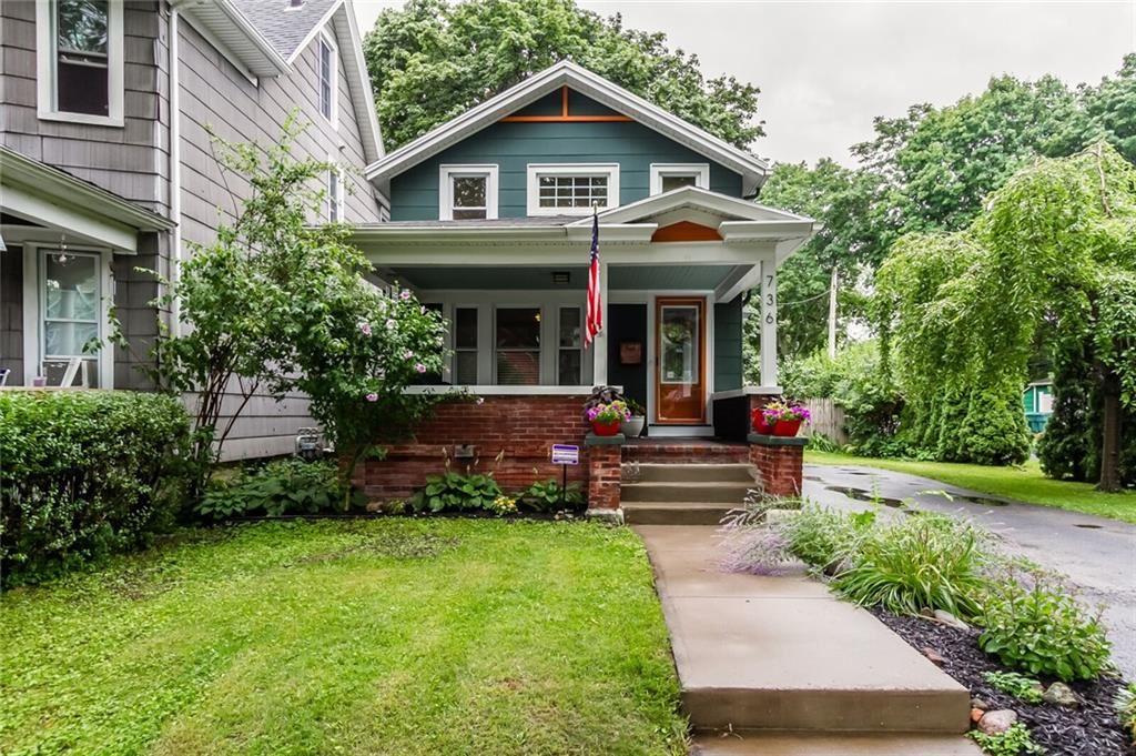 736 Meigs Street, Rochester, NY 14620 - MLS#: R1368985