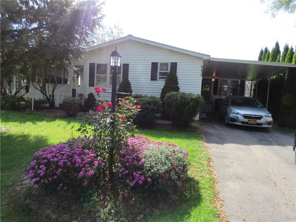 6433 Francis Drive #0, Victor, NY 14564 - MLS#: R1370985