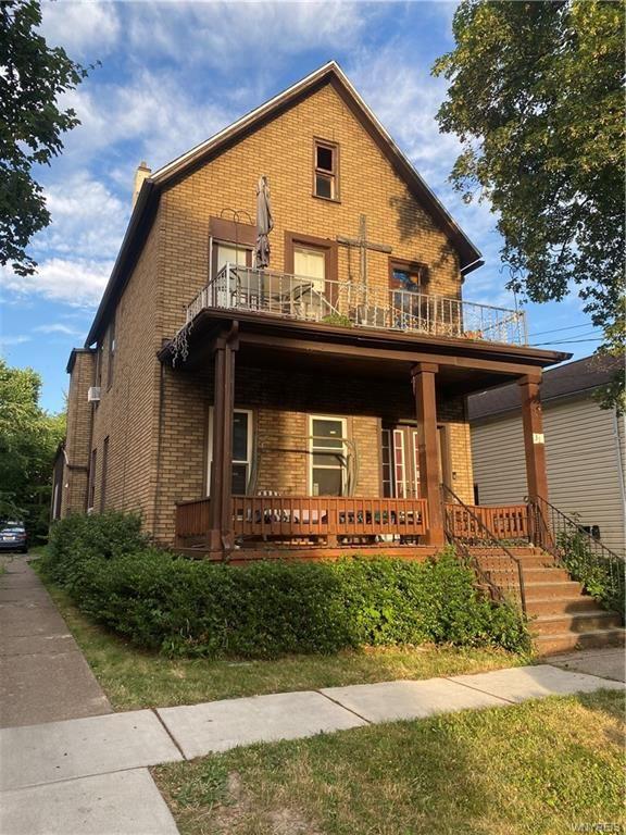 Photo for 31 Danforth Street, Buffalo, NY 14213 (MLS # B1347986)