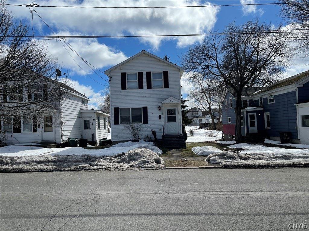 96 E Schuyler Street, Oswego, NY 13126 - MLS#: S1321986