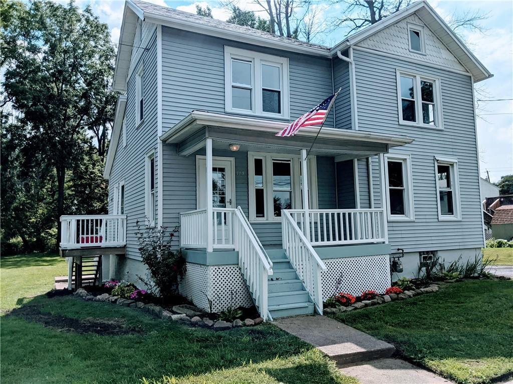113 Clark Street, Brockport, NY 14420 - MLS#: R1361988
